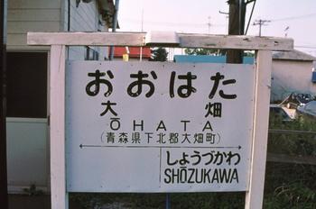 大畑駅駅名標.jpg