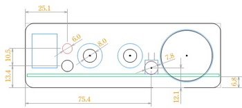 Lepy LP-2024A+フロントパネル加工図.jpg