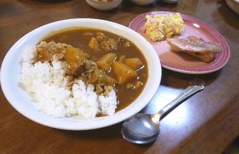 ポテサラ&シーフードカレー.jpg