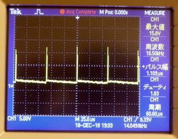 高周波PWM波形(最低duty)1.jpg